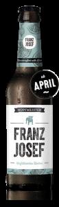Franz Josef Unfiltriertes Helles ab APRIL Craftbeer von Hopfmeister