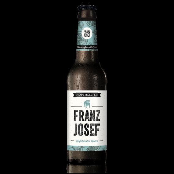 Franz Josef Unfiltriertes Helles Craftbeer von Hopfmeister