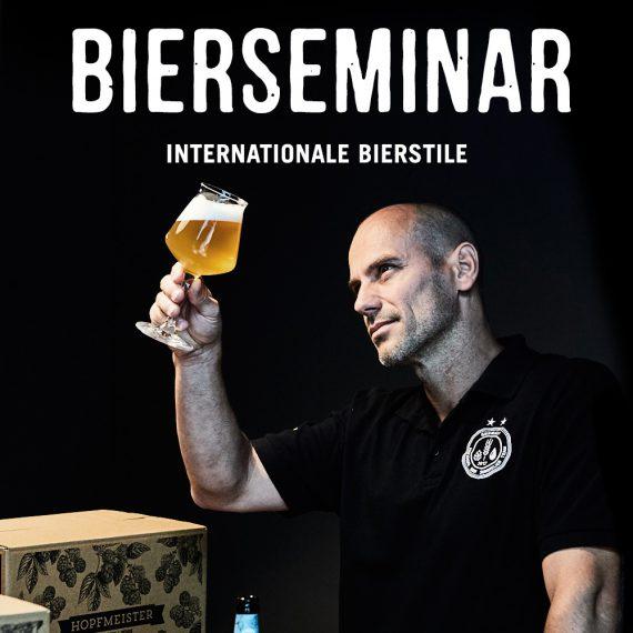 Hopfmeister Bierseminar