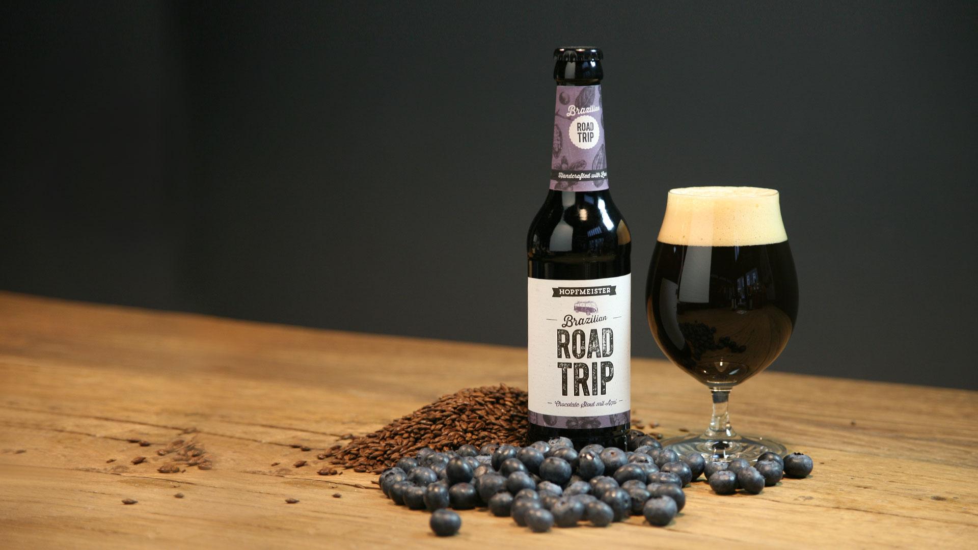 Hopfmeister Roadtrip Bier